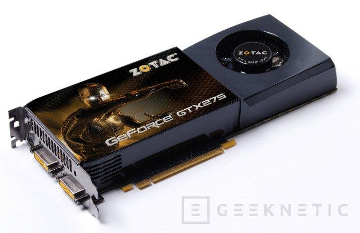 Zotac amplía su gama de tarjetas con una GTX 275 de 1792MB, Imagen 1
