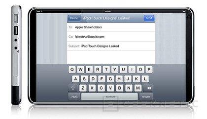 Todo apunta a que Apple lanzará Tablet en Septiembre, Imagen 1