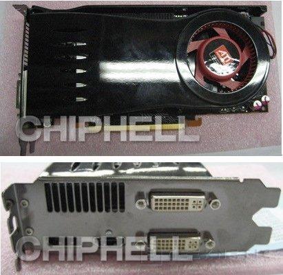 Se filtran las primeras imágenes de la Radeon 5850, Imagen 1