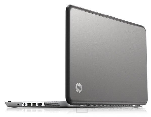 HP prepara una nueva generación de portátiles, Imagen 2