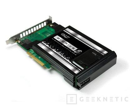 OCZ rediseña el Z-Drive y lo lanza al mercado, Imagen 1