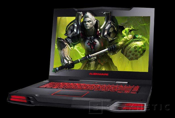 Dell continúa con la incorporación de Alienware en nuestro país, Imagen 2