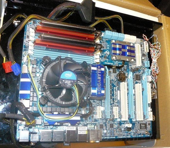 Gigabyte amplia su gama de placas base P55 hasta los 11 modelos diferentes, Imagen 1