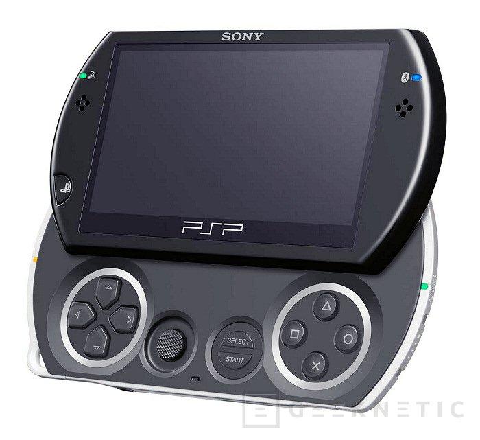 La PSP Go se pone hoy a la venta, Imagen 1