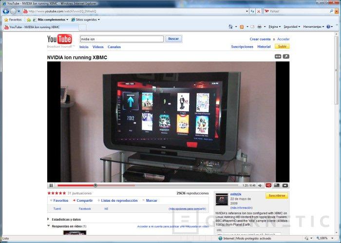 Video Flash HD con GPUs de Nvidia, Imagen 1