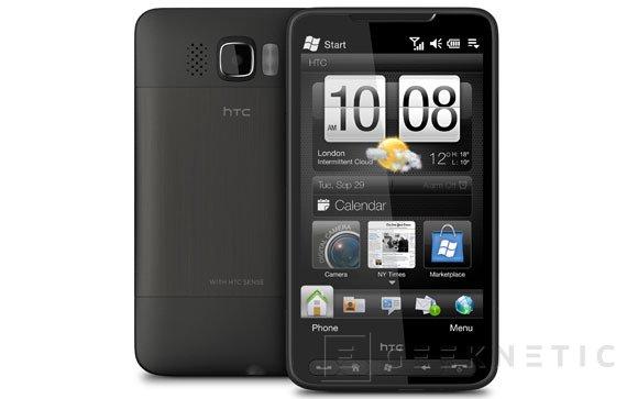 El HTC HD2 Leo y el Toshiba SG01 los únicos WinMo 6.5 que se salvan, Imagen 1