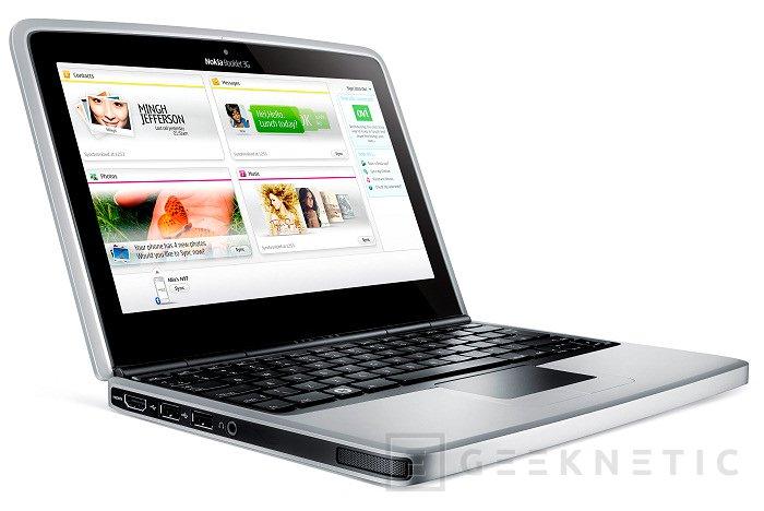Nokia pone a la venta su primer portátil, el Booklet 3G, Imagen 1
