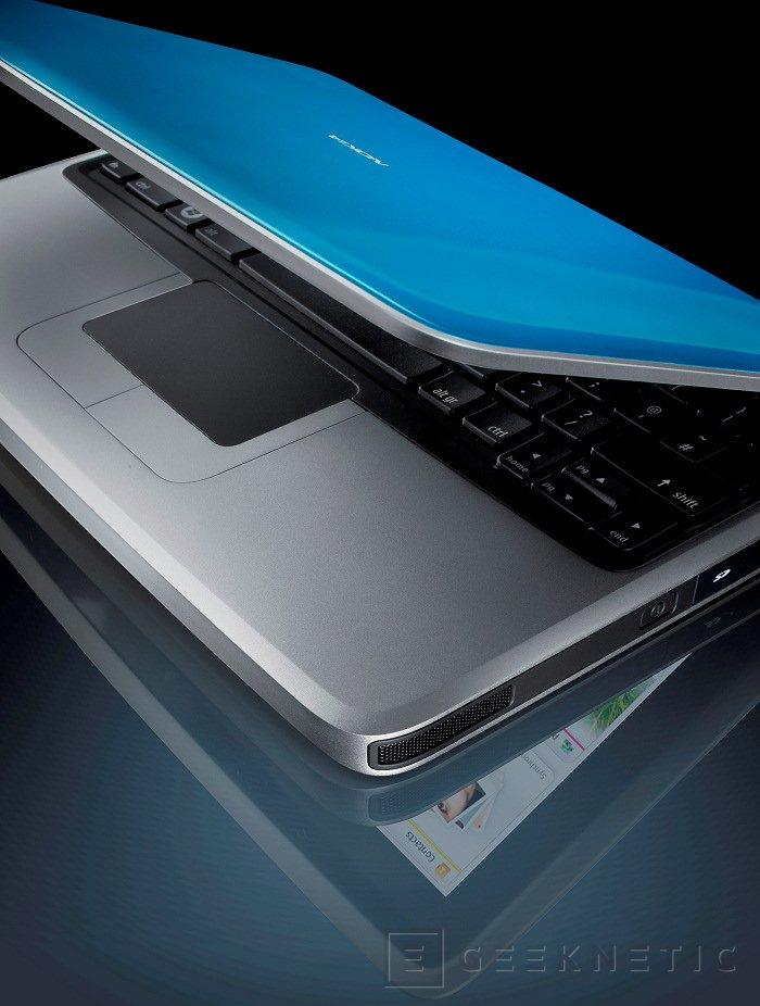 Nokia pone a la venta su primer portátil, el Booklet 3G, Imagen 2