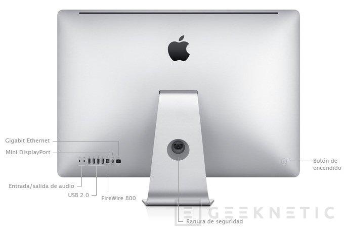 El nuevo iMac se pasa al formato 16:9, Imagen 1