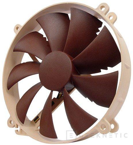 Noctua amplía su oferta de ventiladores a lo grande, Imagen 1