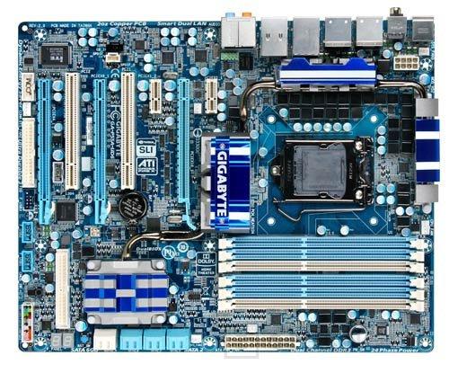 Gigabyte actualiza su gama P55 con las nuevas Series A, Imagen 1