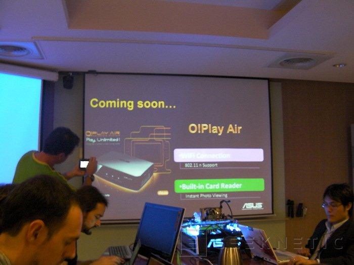 ASUS mejora su reproductor O!play con el nuevo Air, Imagen 2