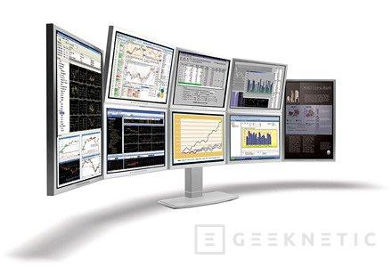 Matrox introduce nuevas tarjetas con soporte de hasta 8 monitores, Imagen 3