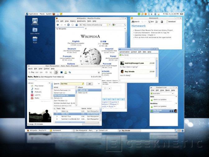 Redhat presenta Fedora 12, Imagen 1