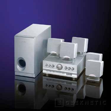 Nuevos sistema de altavoces 5.1 de Roline, Imagen 1