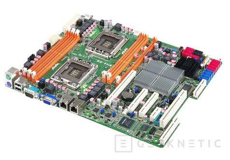 Ocho núcleos reales en formato ATX: ASUS Z8NA-D6, Imagen 2