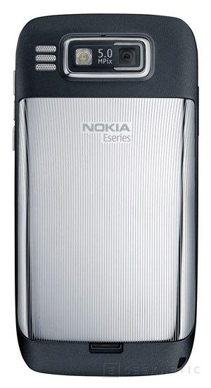 El Nokia E72 está ya disponible, Imagen 2