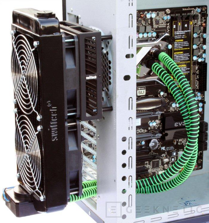 Swiftech presenta nuevos intercambiadores de calor, Imagen 1