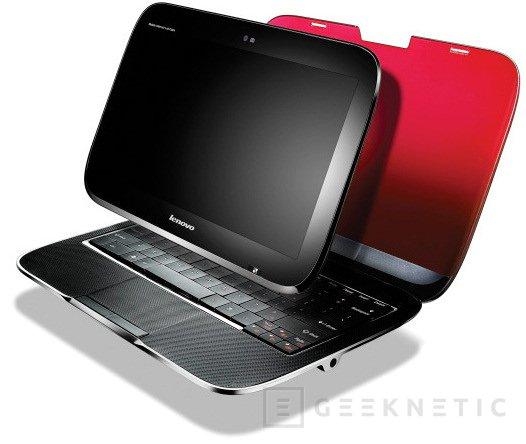 CES: Lenovo va más allá con el IdeaPad U1 Hybrid, Imagen 1