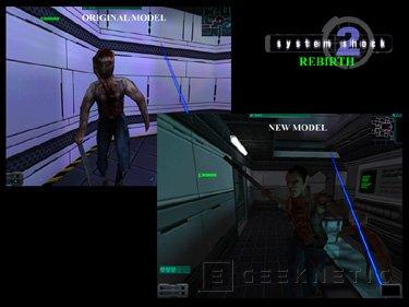 System Shock 2 con aire renovado, Imagen 1