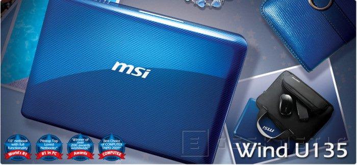 MSI conmemora la producción del MSI Wind 1 millón, Imagen 2