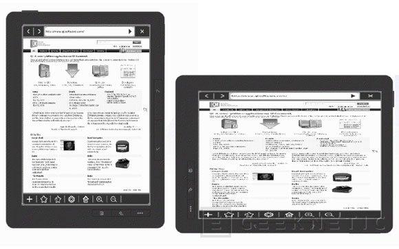ASUS prepara sendos lectores de libros electrónicos, Imagen 1