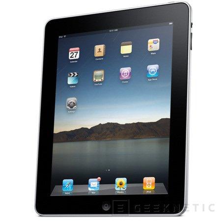 El iPad de Apple no impresiona, Imagen 1