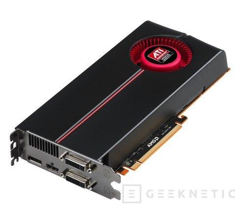 La Radeon 5830 apunta alto, Imagen 1