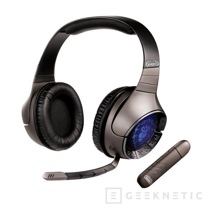Dos nuevos auriculares de Creative inspirados en World of Warcraft, Imagen 2