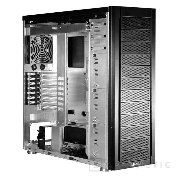 Lian Li presenta la PC-A77F, Imagen 2