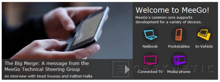 Intel y Nokia unen fuerzas en MeeGo, Imagen 1