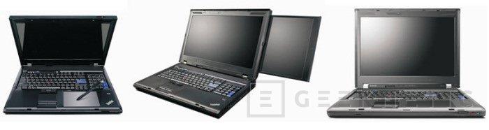 Nuevo Lenovo W701ds. El portátil orquesta, Imagen 1