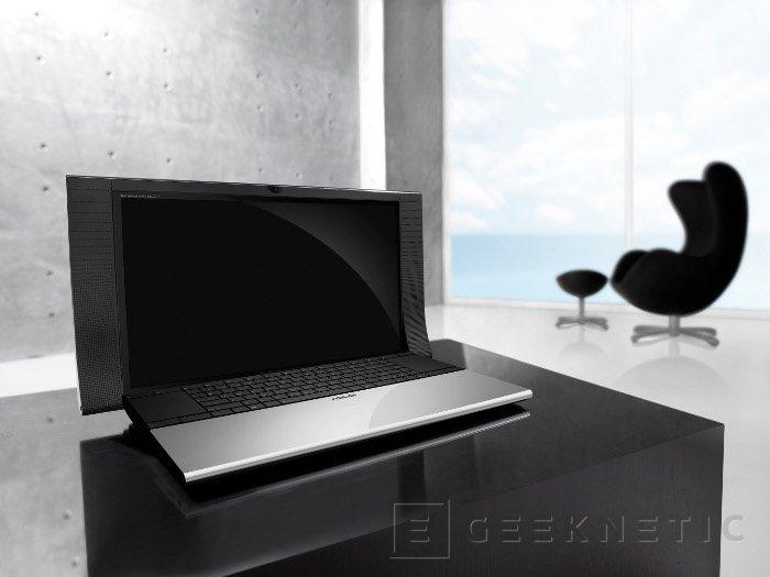 CeBIT 2010: Nueva serie N de ASUS en colaboración con Bang & Olufsen, Imagen 2