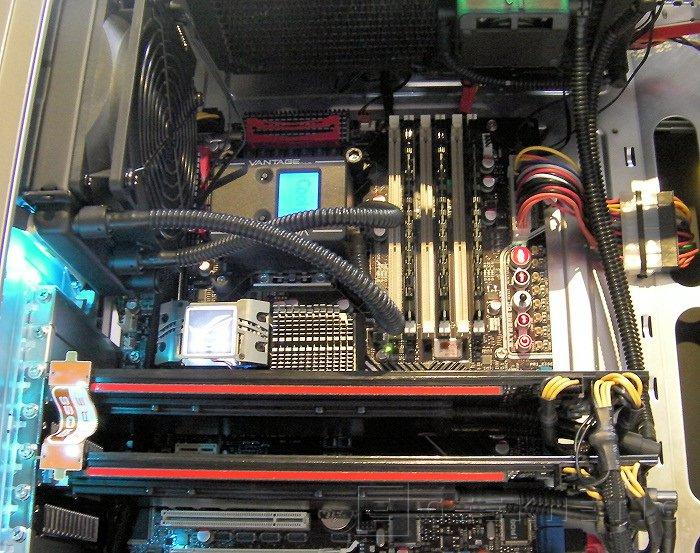 CeBIT 2010: Coolit nos enseña de primera mano sus nuevos sistemas, Imagen 1