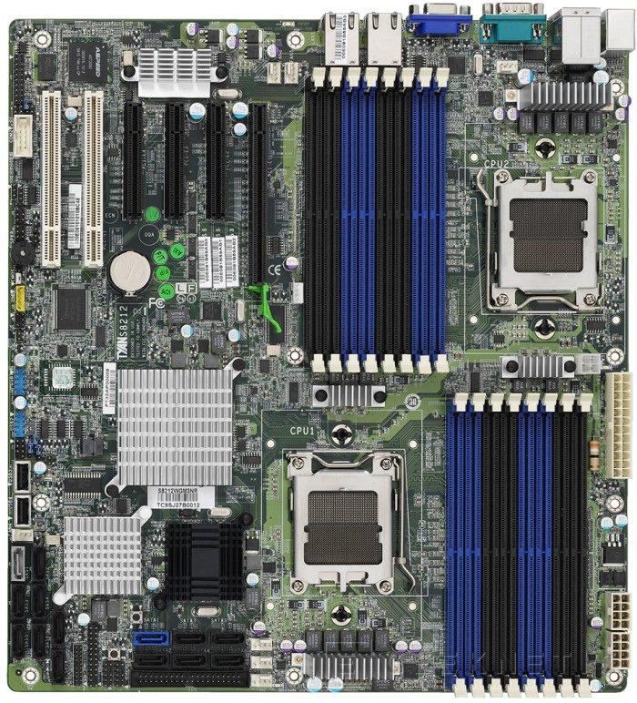 La plataforma profesional de seis núcleos de AMD ya tiene forma, Imagen 1