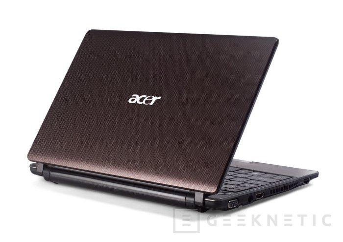 Los nuevos CULV de Acer se pasan al Core i5, Imagen 1