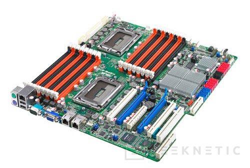 KGPE-D16. La nueva plataforma ASUS para AMD de 24 núcleos, Imagen 1
