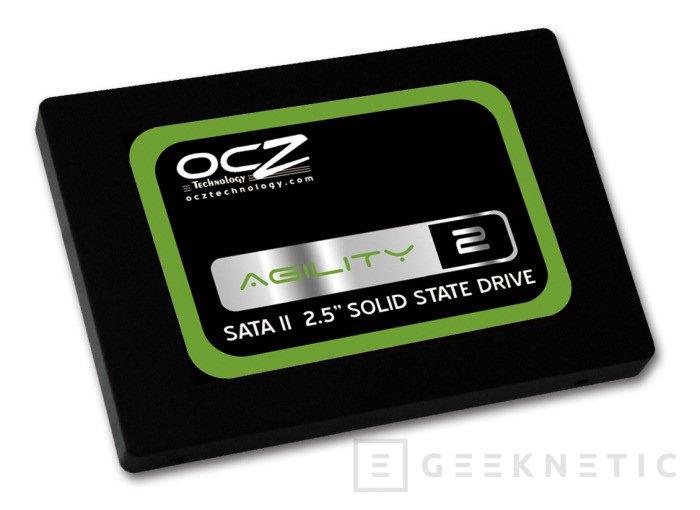 OCZ hace oficiales las series Vertex 2 y Agility 2, Imagen 1