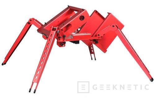 Banco de pruebas Spider Pitstop PC-T1, Imagen 1