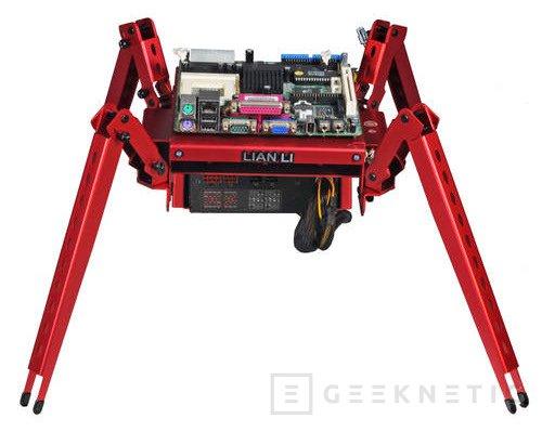 Banco de pruebas Spider Pitstop PC-T1, Imagen 3