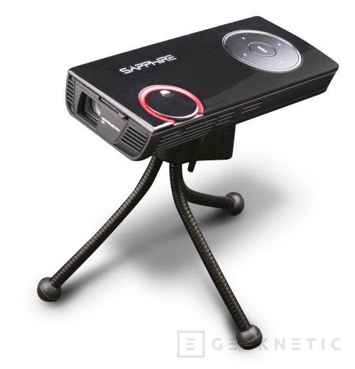 Sapphire lanza un proyector mini para PC y Mac, Imagen 1