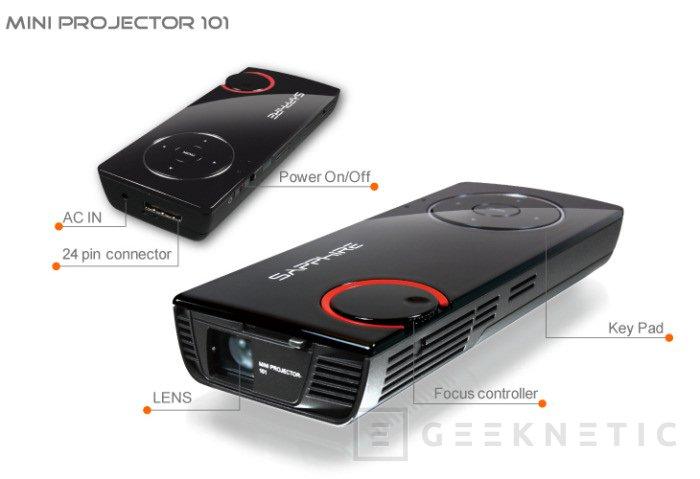 Sapphire lanza un proyector mini para PC y Mac, Imagen 2