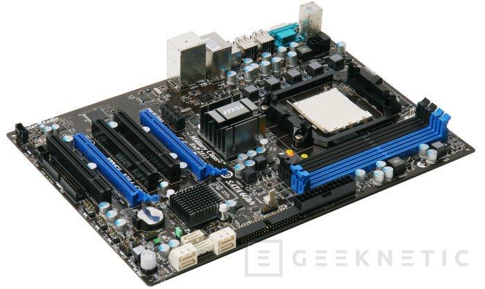 MSI anuncia sus nuevas placas AMD con chipset 890FX y 870, Imagen 2