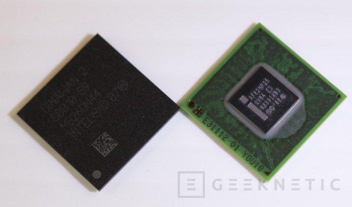 Intel Atom Z6. Moorestown ya es oficial, Imagen 2