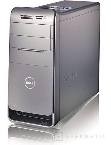 Dell Studio XPS 7100. AMD Thuban X6 en la gama XPS, Imagen 1