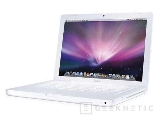 """Apple actualiza el """"blanquito"""", pero le sube el precio, Imagen 1"""