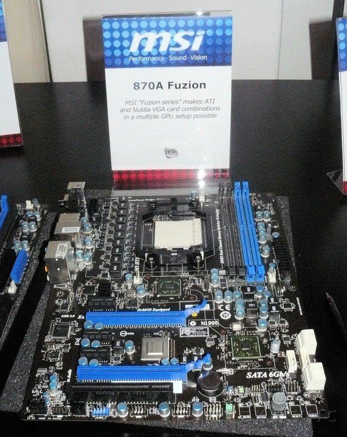 MSI amplía la gama Fuzion con modelos más económicos, Imagen 2