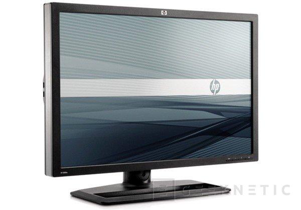 """HP ZR30w. Nuevo monitor de 30"""" de HP., Imagen 1"""