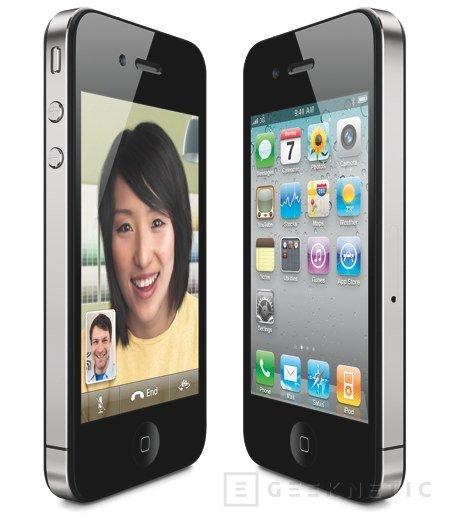Apple presenta el iPhone 4, Imagen 1