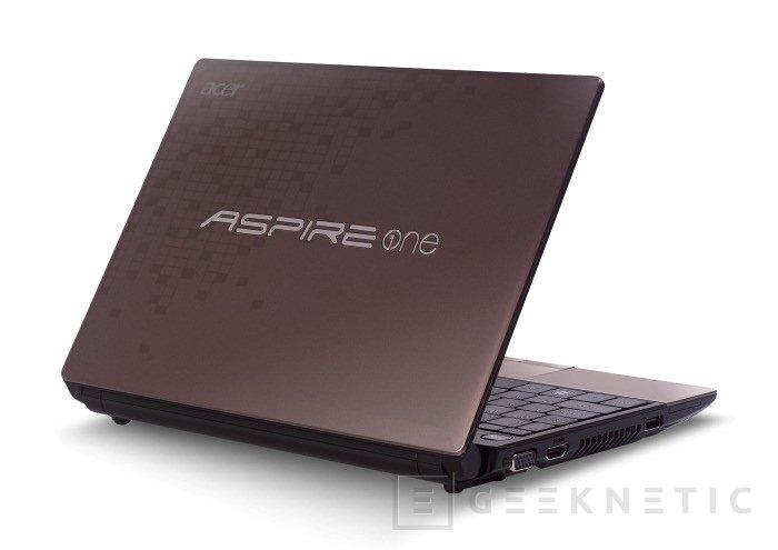 Acer presenta oficialmente su nueva gama Netbook AMD, Imagen 2